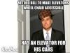 Mitt Romney Car Elevators