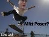 Mitt Romney poser or pro