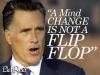 Romney Changes Mind