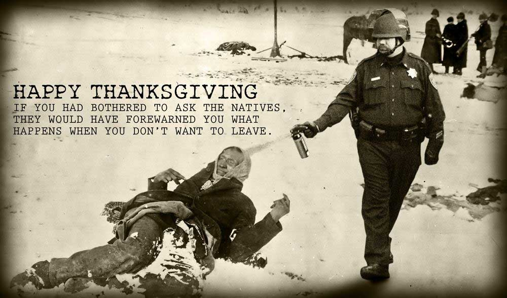 The Truth About Thanksgiving: What They Never Taught You in School