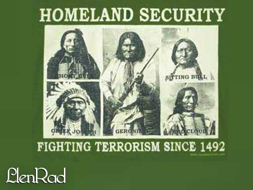 Homeland Security Origin